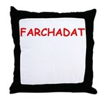 yiddish Throw Pillow
