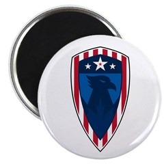Eagle Shield Magnet