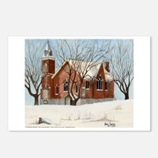 St. Andrews Church Postcards (8 Pk)