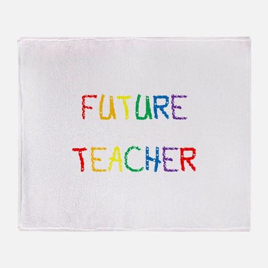 Funny Learn Throw Blanket