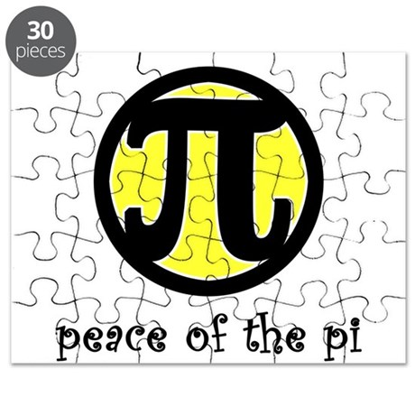 Peace of the Pi Puzzle