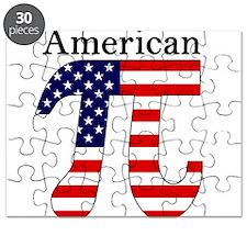 American Pi Puzzle