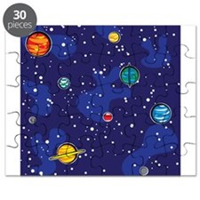 Our Solar System Puzzle