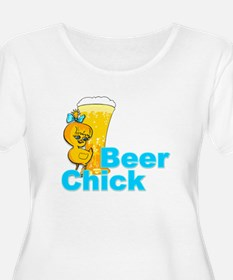 Beer Chick #2 T-Shirt