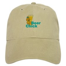 Beer Chick #2 Baseball Cap