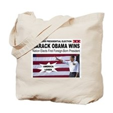 NOT ELIGIBLE Tote Bag