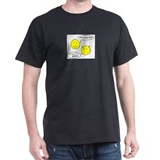 Have a nice day... douchebag Black T-Shirt