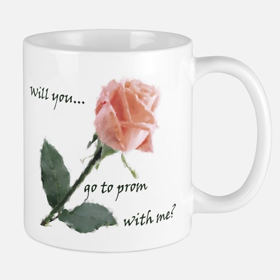 Will you go to prom with me? Mug
