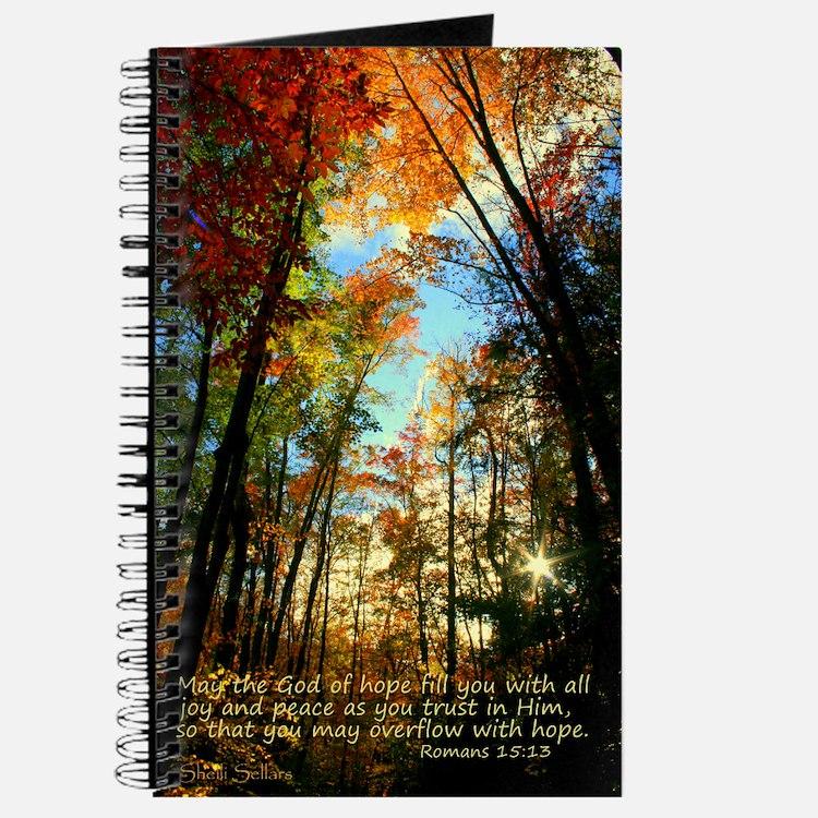 Fall Colors Hope Journal