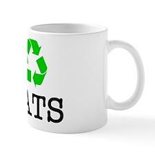 I Recycle Beats Mug