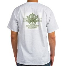 Higher Education Party Ash Grey T-Shirt
