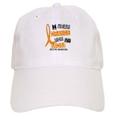 I Wear Orange 37 MS Baseball Cap
