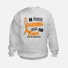 I Wear Orange 37 MS Sweatshirt