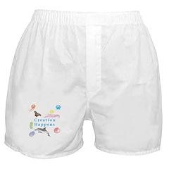 Creation Happens Boxer Shorts