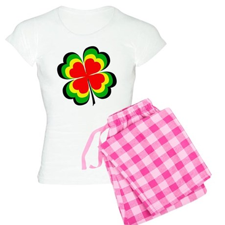 Lucky Irish Rasta Women's Light Pajamas