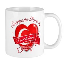 I heart Turkish Designs Mug