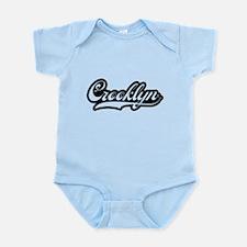 Crooklyn Infant Bodysuit