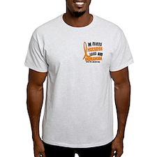 I Wear Orange 37 MS T-Shirt