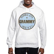 Grammy Gift World's Best Hoodie