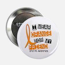 "I Wear Orange 37 MS 2.25"" Button (10 pack)"