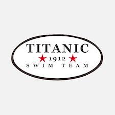 Titanic 1912 Swim Team Patches