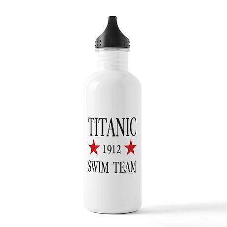 Titanic 1912 Swim Team Stainless Water Bottle 1.0L