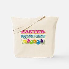 Easter Egg Hunt Champ Tote Bag