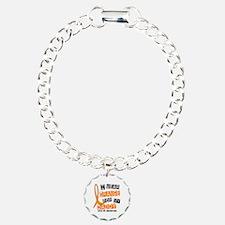 I Wear Orange 37 MS Bracelet
