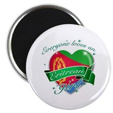 "I heart Eritrean Designs 2.25"" Magnet (10 pack)"