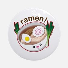 Ramen! Ornament (Round)
