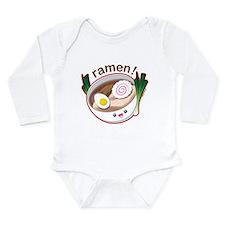 Ramen! Long Sleeve Infant Bodysuit