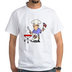 Patriotic Barbecue Shirt