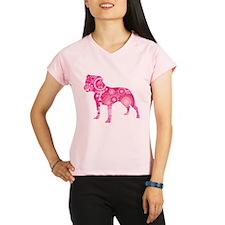 Cute Dog art Performance Dry T-Shirt