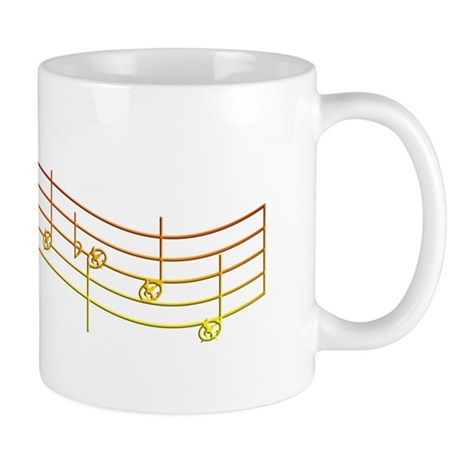 "Flame ""Rue's Whistle"" Mug"