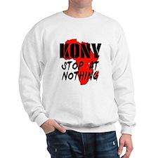 Kony Stop At Nothing Jumper