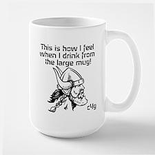 This is how I feel - Mug