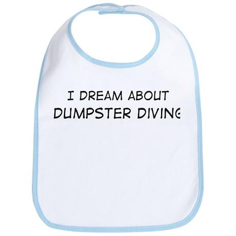 Dream about: Dumpster Diving Bib