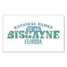 Biscayne National Park FL Decal