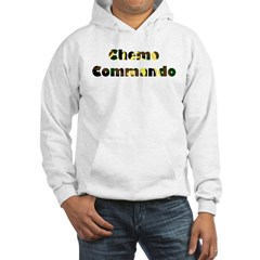 Chemo Commando Hoodie