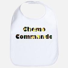 Chemo Commando Bib
