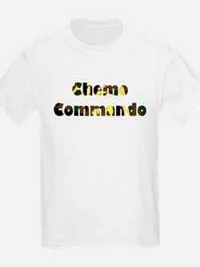 Chemo Commando Kids T-Shirt