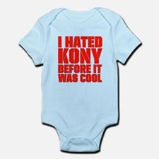 I Hated Kony Before It Was Cool Infant Bodysuit