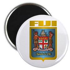"""Fiji Gold"" Magnet"