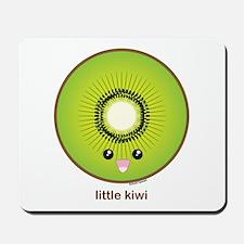 Kawaii Kiwi Mousepad