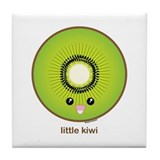 Kiwi fruit Drink Coasters