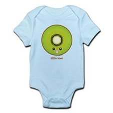 Kawaii Kiwi Infant Bodysuit