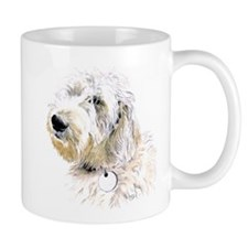 Butters the Labradoodle Small Mug