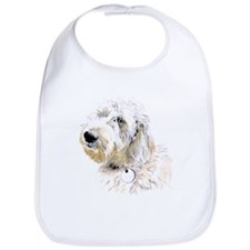 Butters the Labradoodle Bib