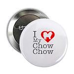 I Love My Chow Chow 2.25