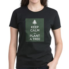 Keep Calm & Plant a Tree - Tee